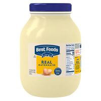 Best Foods 1 Gallon Real Mayonnaise - 4/Case