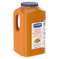 Hellmann's 1 Gallon Smoked Peach Vinaigrette Dressing - 4/Case