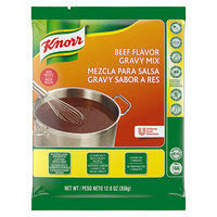 Knorr 12.66 oz. Beef Flavor Gravy Mix - 6/Case