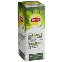 Lipton Decaffeinated Green Tea Bags - 28/Box