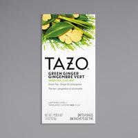 Tazo Green Ginger Tea Bags - 24/Box