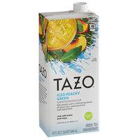 Tazo 32 oz. Peachy Green Iced Tea 1:1 Concentrate