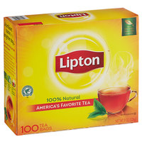 Lipton Classic Black Tea Bags - 100/Box