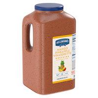 Hellmann's 1 Gallon Mango Pineapple Vinaigrette Dressing - 4/Case
