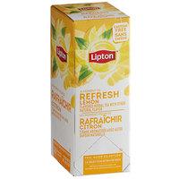 Lipton Lemon Herbal Tea Bags - 28/Box