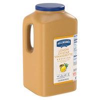 Hellmann's 1 Gallon Lemon Za'atar Vinaigrette Dressing - 4/Case