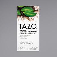 Tazo Awake English Breakfast Tea Bags - 24/Box