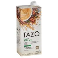 Tazo 32 fl. oz. Decaf Chai Tea Latte 1:1 Concentrate