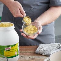 Knorr 7.9 lb. Caldo de Pollo / Chicken Bouillon Base - 4/Case