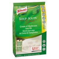 Knorr 19.6 oz. Soup du Jour Cream of Mushroom Soup Mix - 4/Case