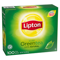 Lipton Classic Green Tea Bags - 100/Box