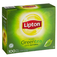 Lipton Classic Green Tea Bags - 100/Box