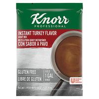 Knorr 1 lb. Turkey Gravy Mix - 6/Case