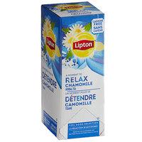 Lipton Chamomile Herbal Tea Bags - 28/Box