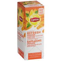 Lipton Orange Herbal Tea Bags - 28/Box