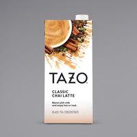 Tazo 32 oz. Chai Tea Latte 1:1 Concentrate