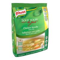 Knorr 13.3 oz. Soup du Jour Chicken Noodle Soup Mix - 4/Case