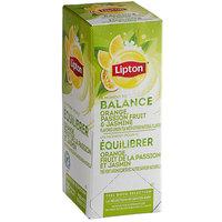 Lipton Green Tea with Orange, Passion Fruit, and Jasmine Tea Bags - 28/Box