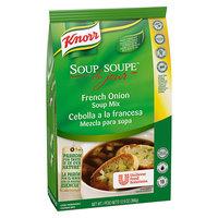 Knorr 12.9 oz. Soup du Jour French Onion Soup Mix - 4/Case