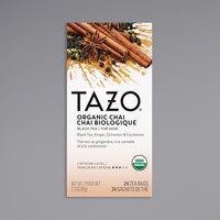 Tazo Organic Chai Tea Bags - 24/Box