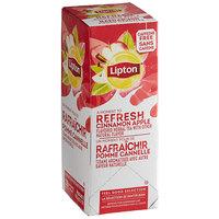 Lipton Cinnamon Apple Herbal Tea Bags - 28/Box