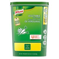 Knorr 19.01 oz. Vegetable Soup Mix - 6/Case
