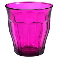 Duralex 1027SR06SF Picardie 8.75 oz. Purple Stackable Glass Tumbler - 48/Case