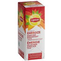 Lipton English Breakfast Tea Bags - 28/Box