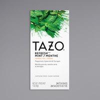 Tazo Refresh Mint Herbal Tea Bags - 24/Box