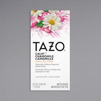 Tazo Calm Chamomile Herbal Tea Bags - 24/Box