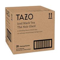Tazo 1 Gallon Black Iced Tea Filter Bags - 20/Case