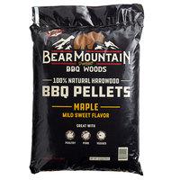 Bear Mountain 100% Natural Hardwood Maple BBQ Pellets - 20 lb.