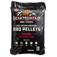 Bear Mountain 100% Natural Hardwood Cherry BBQ Pellets - 20 lb.