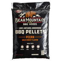 Bear Mountain 100% Natural Hardwood Pecan BBQ Pellets - 20 lb.