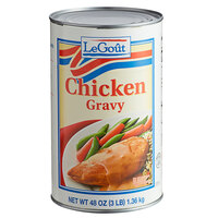 LeGout #5 Can Chicken Gravy