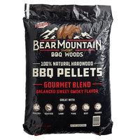 Bear Mountain 100% Natural Hardwood Gourmet Blend BBQ Pellets - 20 lb.