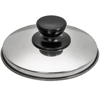Town 36608 8 1/4 inch Stainless Steel Dim Sum Steamer Cover - 12/Pack