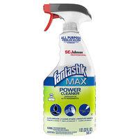 SC Johnson 323563 Fantastik® Max 32 oz. Power All-Purpose Cleaner   - 8/Case