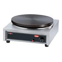 Hatco Krampouz KCMG-1RCT 17 inch x 20 inch Cast Iron Liquid Propane Crepe Maker -22,000 BTU