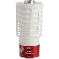 Rubbermaid FG750907 TCell Apple Cinnamon Passive Air Freshener System Refill