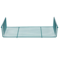 Metro PBA-GSDK3 SmartWall G3 Metroseal 3 Grid Shelf with Side Ledges - 9 inch x 18 1/2 inch