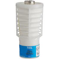 Rubbermaid FG402112 TCell Blue Splash Passive Air Freshener System Refill