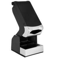 San Jamar MODH6005OGN Modular Full Fold Napkin Dispenser / Condiment Organizer