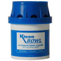 Continental P222 9 oz. Automatic Toilet Bowl Cleaner with Bluing Agent   - 12/Case
