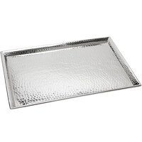 American Metalcraft HMSP2618 Full Size Hammered Stainless Steel Sheet Pan