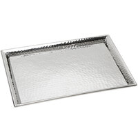 American Metalcraft HMSP1813 Half Size Hammered Stainless Steel Sheet Pan