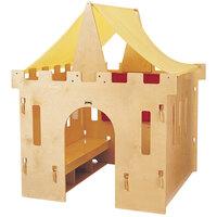 Jonti-Craft Baltic Birch 2492JC 60 inch x 57 inch x 70 inch KYDZ King Castle