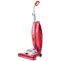 Sanitaire SC899H TRADITION Wide Track 16 inch Upright Vacuum Cleaner with High-Capacity Shake Out Bag