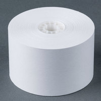 1 23/32 inch x 150' Traditional Cash Register POS Paper Roll Tape - 100/Case