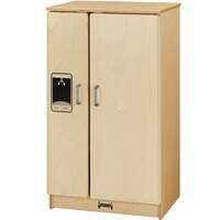 Jonti-Craft Baltic Birch 2410JC Culinary Creations 20 inch x 15 inch x 35 inch Kitchen Refrigerator